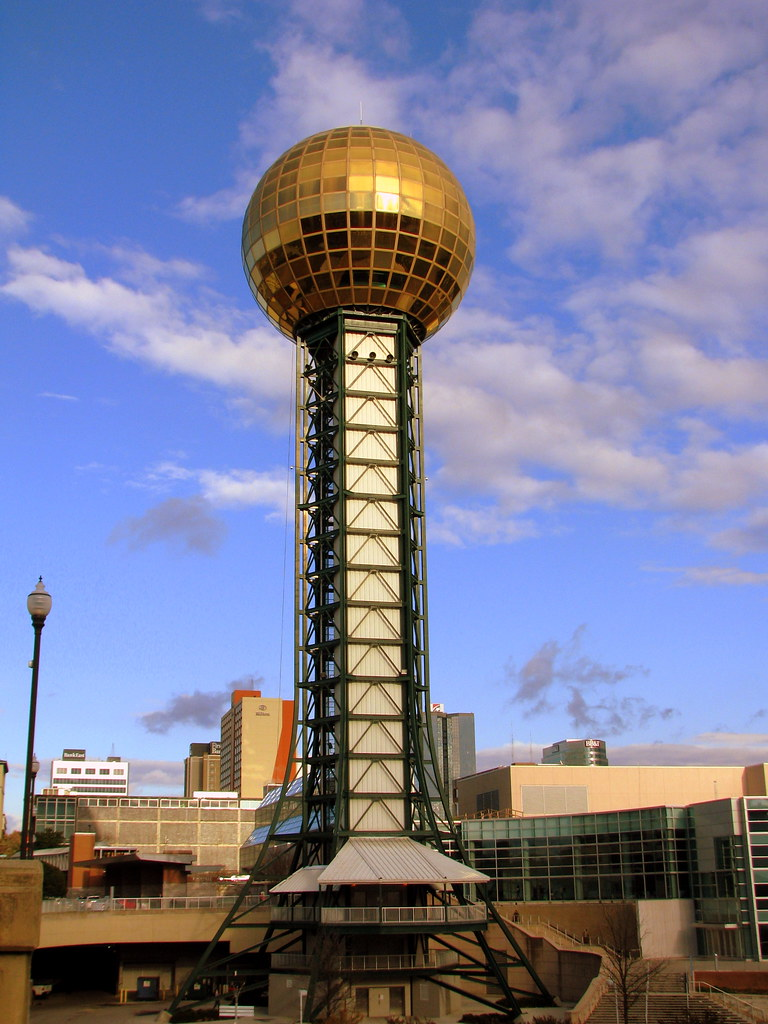 the knoxville sunsphere