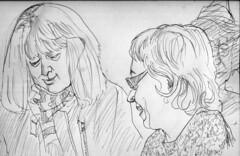 Maureen,Zoraida & Julia by Kline706