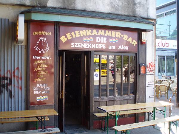 szenekneipe besenkammer bar berlin alexanderplatz alex b flickr. Black Bedroom Furniture Sets. Home Design Ideas
