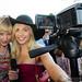 Filming Sarah and Anna