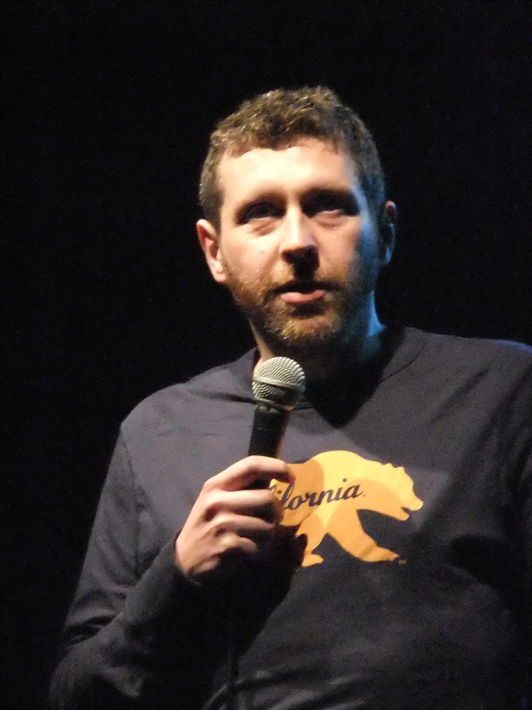 Dave Gorman - Tsunami benefit photo