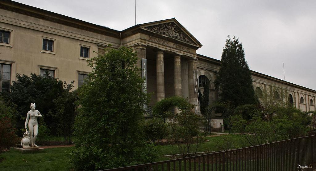 Galerie de Minéralogie et de Géologie du Jardin