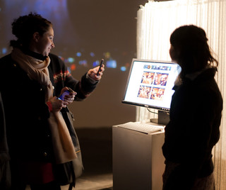 MIXER: Past Futures @ Eyebeam April 2010 by Shalin Scupham-8131 | by eyebeam