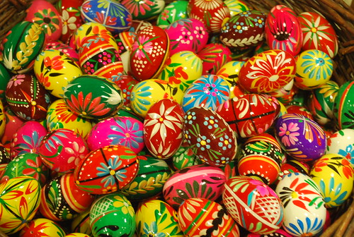 Pisanki--Polish Easter Eggs | by Rosemary In Time