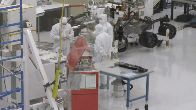 spacecraft assembly facility - photo #36