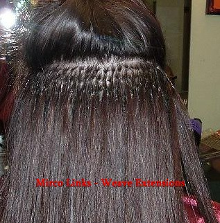 Micro Links Weave Extensions Hairextensions4cheap Flickr