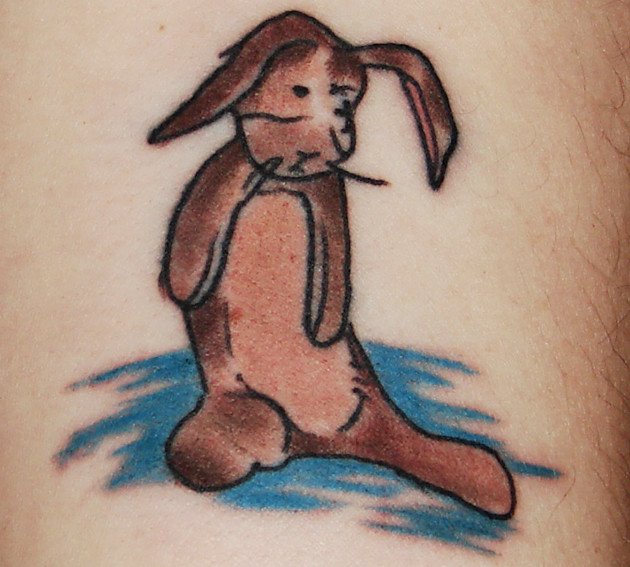 Velveteen Rabbit Tattoo