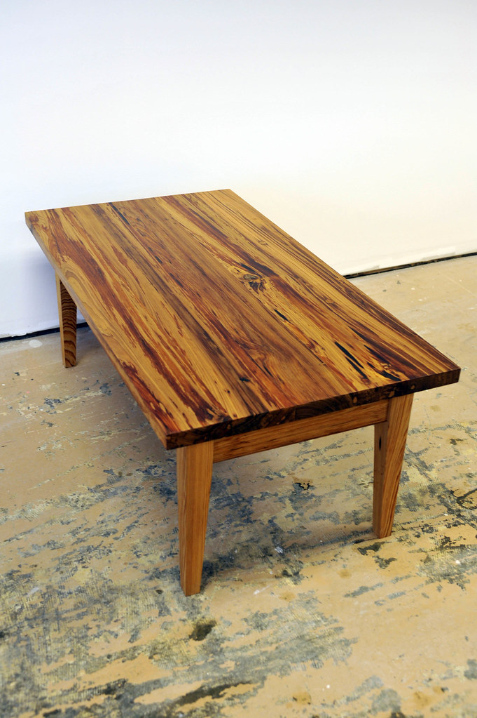 Pecky Cypress Coffee Table 001 Recycled Cypress Of New Orleans Flickr
