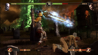 Mortal Kombat: Kratos Highlights | by PlayStation.Blog