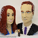 LEGO Wills & Kate (All the best!)