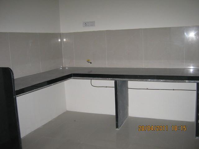 L Shaped Kitchen Sink