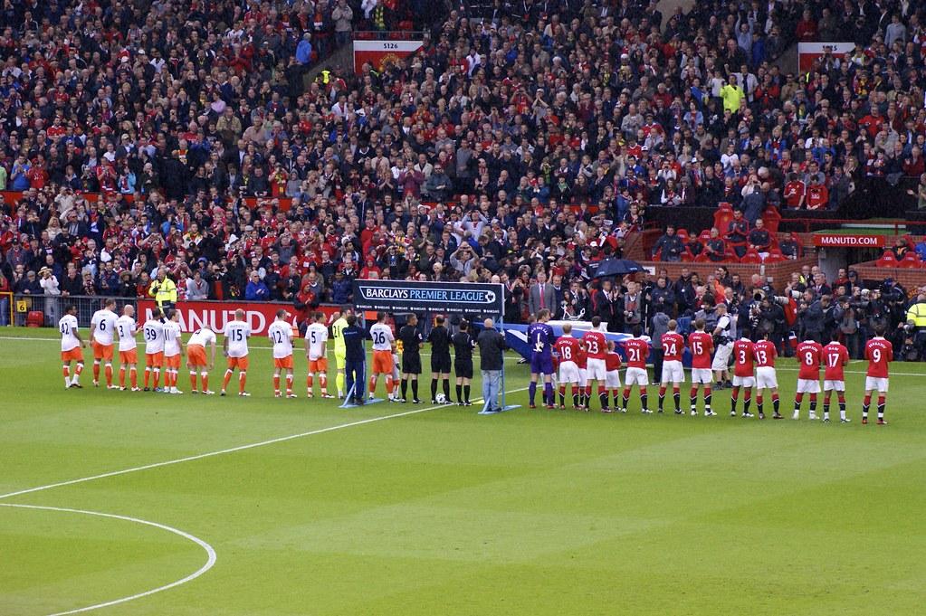 Manchester United Vs Blackpool FC | socialBedia | Flickr