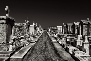 Greenwood Cemetery, New Orleans | by Ken Yuel Photography