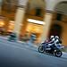 Japanese Tourist (Suzuki & Arcades Panning Blur), Bologna