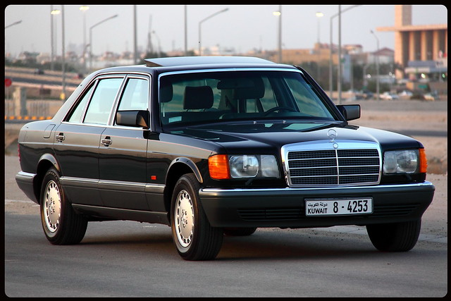 Mercedes benz w126 flickr photo sharing for Mercedes benz w126