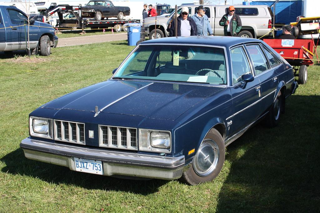 1978 oldsmobile cutlass salon brougham 4 door richard for 1978 oldsmobile cutlass salon brougham