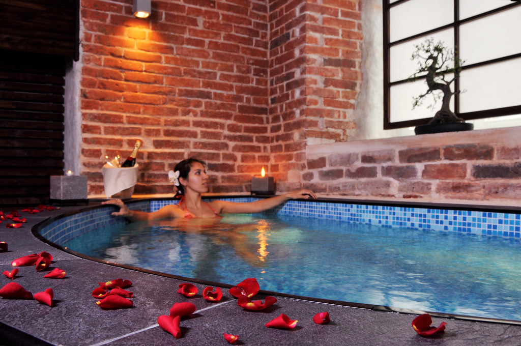 Zen SPA Japanese pool | von Stackelberg Hotel Tallinn has