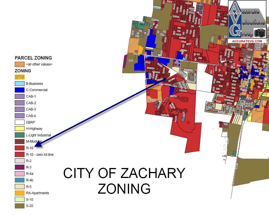 La City Zoning Code