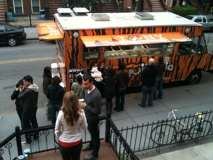 Korilla Food Truck