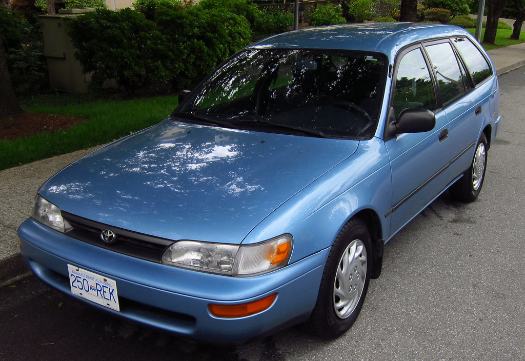 Toyota Corolla Station Wagon Beautiful Condition The