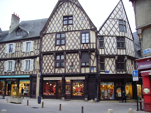 timberframe in bourges centre region france fr centre flickr. Black Bedroom Furniture Sets. Home Design Ideas