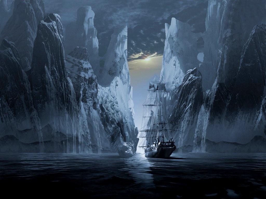 Ghost Ship Theme