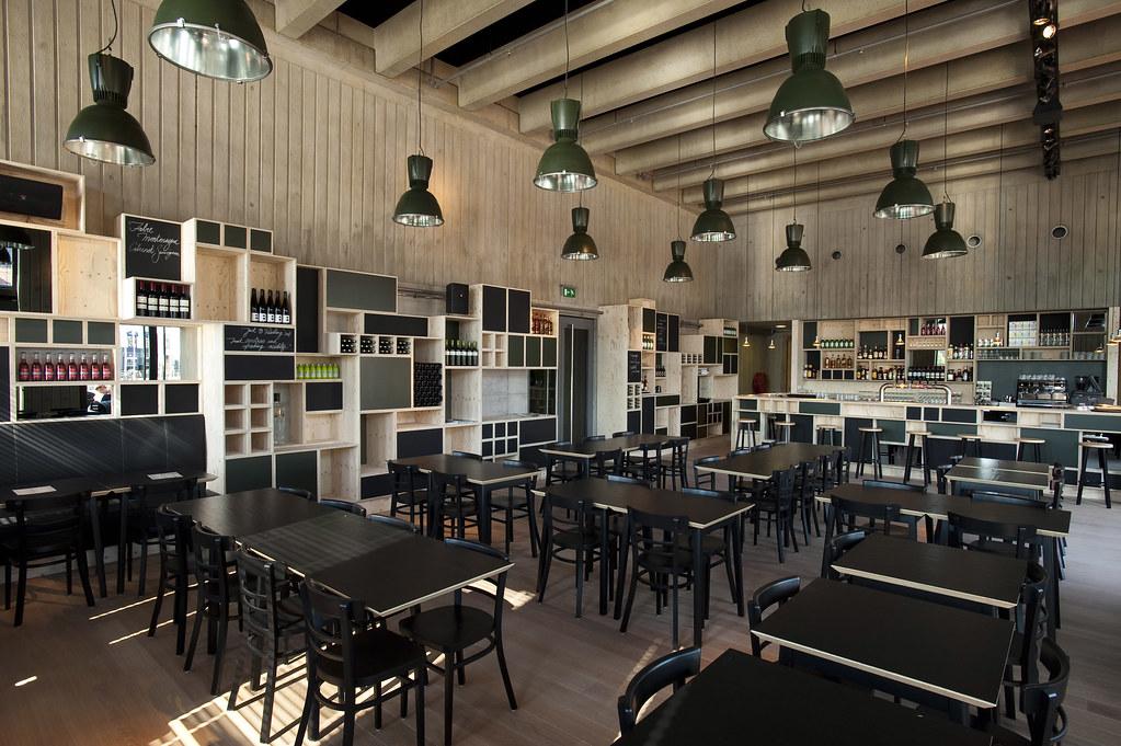 Restaurant Bar Design Awards 2011 : Restaurant bar design awards cafe storm belgium