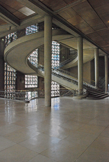Palais d 39 i na paris auguste perret flickr photo sharing for Perret architecte