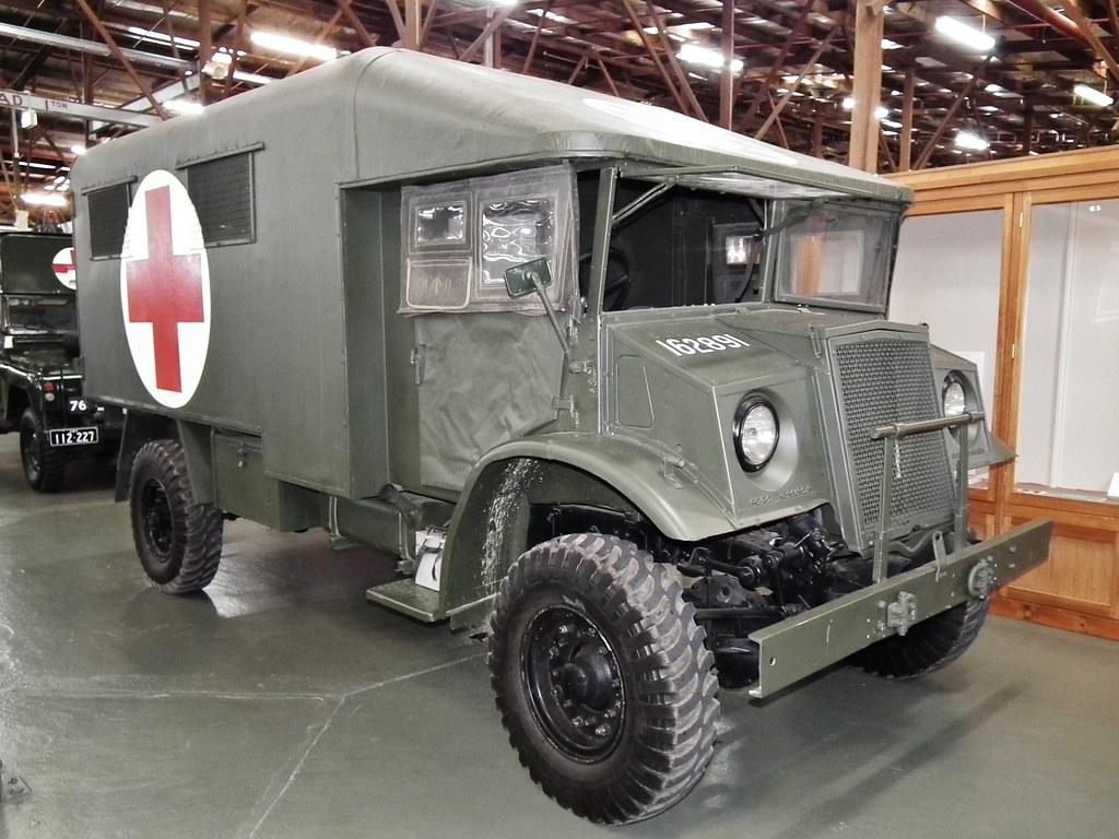 Ford CMP Blitz ambulance | Ford CMP Blitz ambulance ...