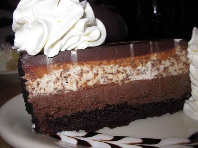 Cheesecake Factory Chocolate Fudge Cake