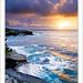 Valentia Island Sunset III / Ireland