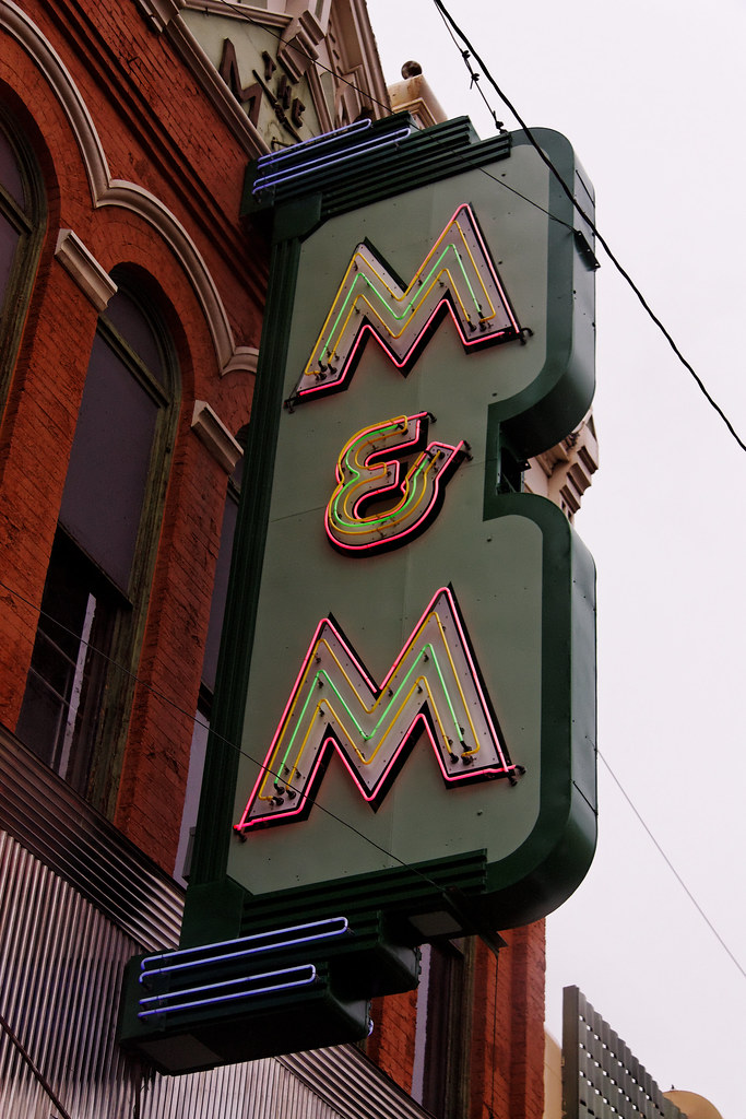 M M Bar And Cafe Butte