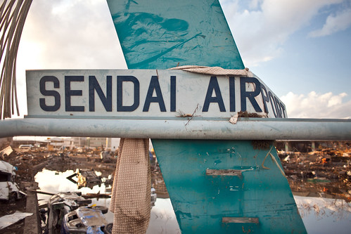 U.S. military cleans up Sendai Airport | by Nathan.Andrew.Bailey
