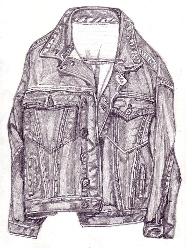 My Drawing (Denim Jacket)   Aslam Kareem   Flickr