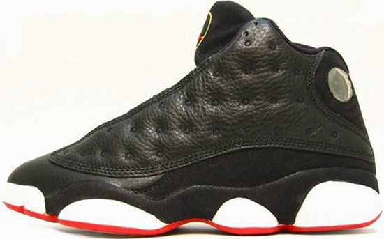 Michael Jordan Shoe Advertisement