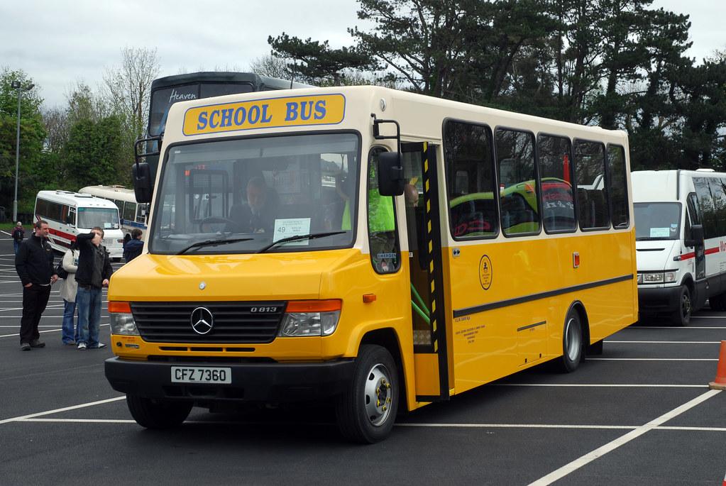 Mercedes 813d Quot Cez 7360 Quot South Eastern Education