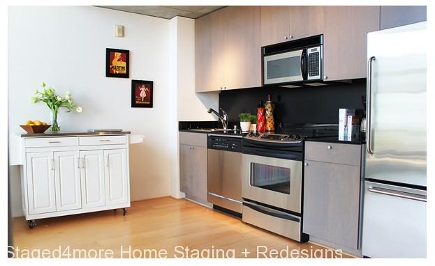 Kitchen Home Staging Ideas