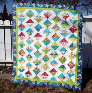 Geese In The Park Quilt | by peace.love.quilt