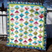 Geese In The Park Quilt