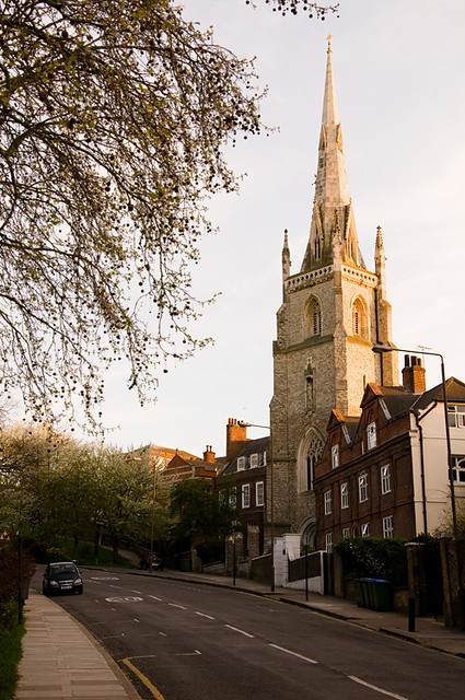 Our Lady Star Of The Sea Church Greenwich London