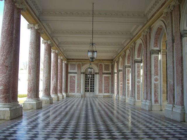 versailles le grand trianon architecte louis le vau flickr photo sharing. Black Bedroom Furniture Sets. Home Design Ideas