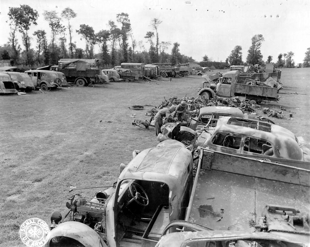 Salvage Cars New Paris Indiana