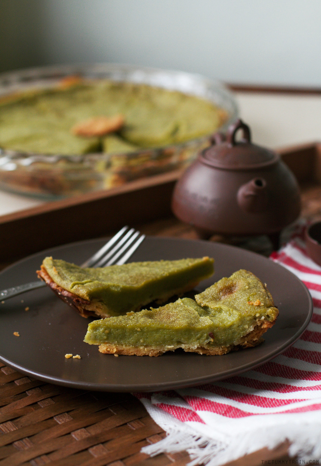 29505609044 232b90bd89 h - Second chance Matcha Pie using Matcha King's Ceremonial Matcha