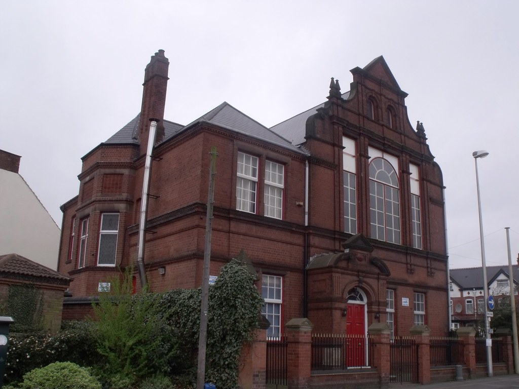 West Bromwich Old Court Building For Sale