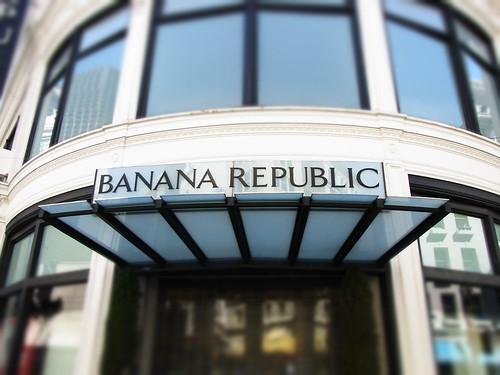 Banana republic flagship store san francisco flickr for Banana republic milano sito ufficiale