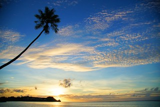 Sunset @ Tumon Bay, Guam | by orgazmo