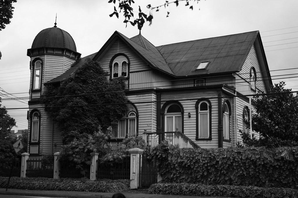 Casas antiguas osorno casa mackena ronald trujillo - Fotos de casas antiguas ...