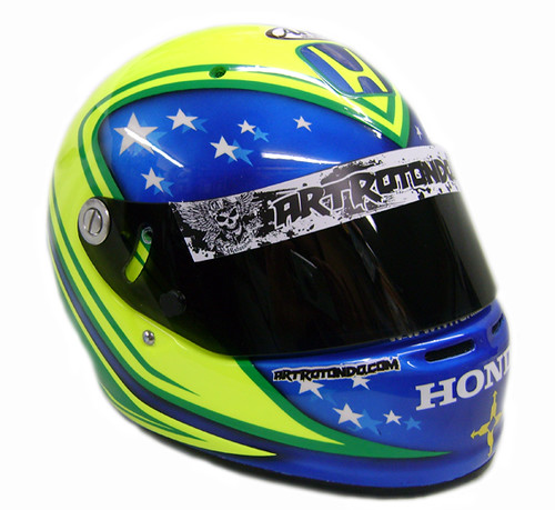 New look for Vitor Meira | by IndyCar Series