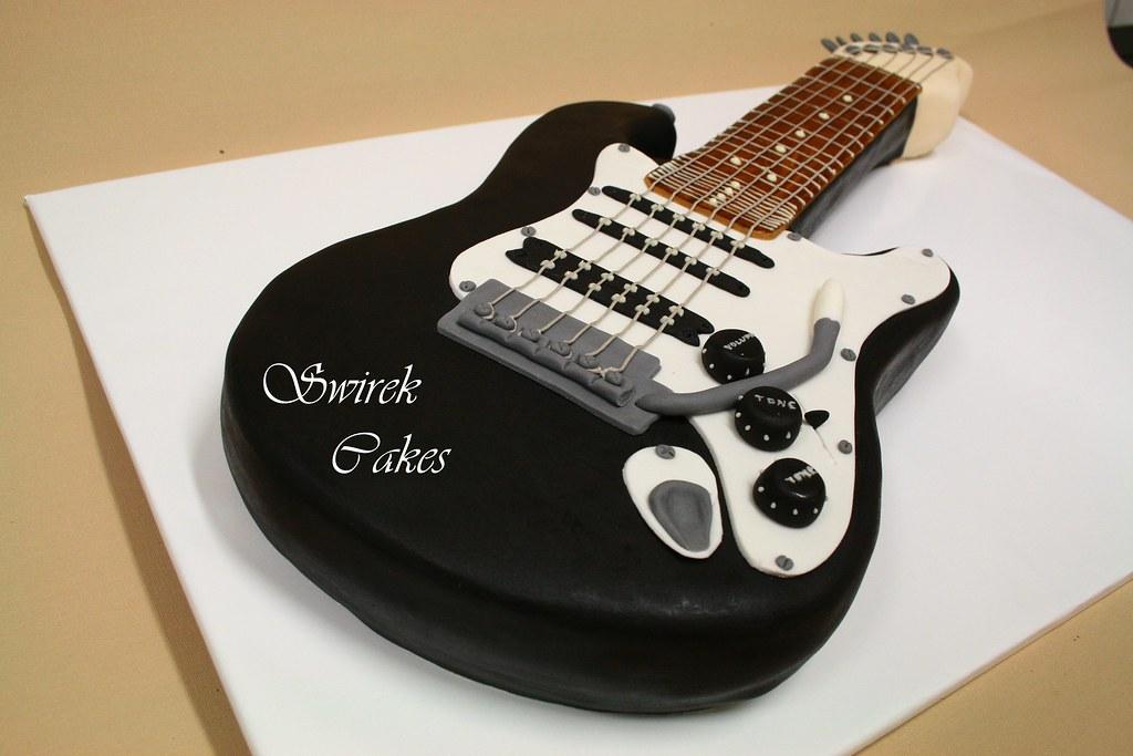 Guitar Cake Cake Ideas And Designs