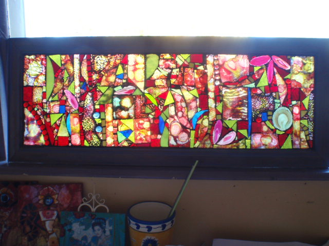 Glass Painting Jobs